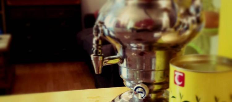 Samstagskaffee Samowar_2