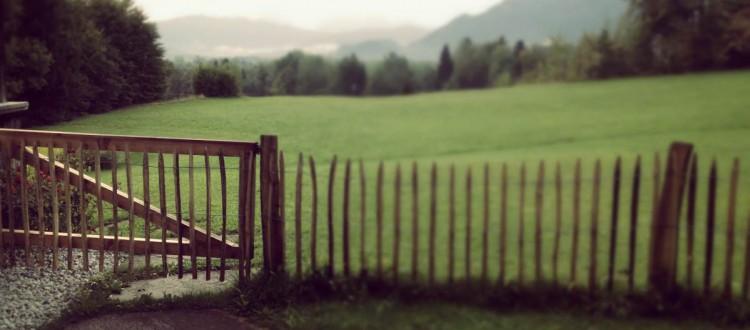Stille im Oberland