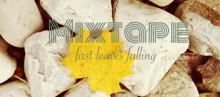 mixtape first leaves falling cover