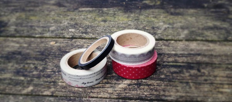 washi tape Material an sich