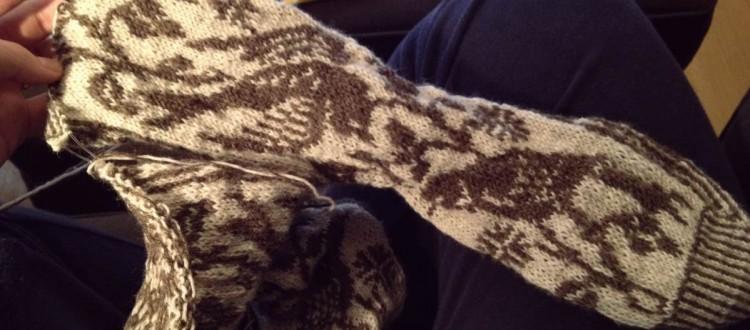 Nachtigallen Socken