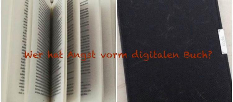 Wer hat Angst vorm digitalen Buch