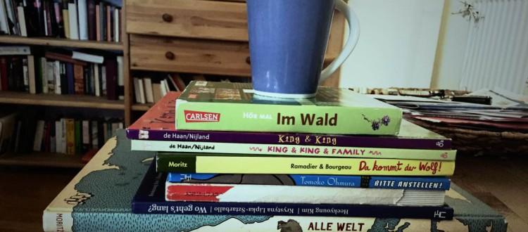 Samstagskaffee Kinderbücher_