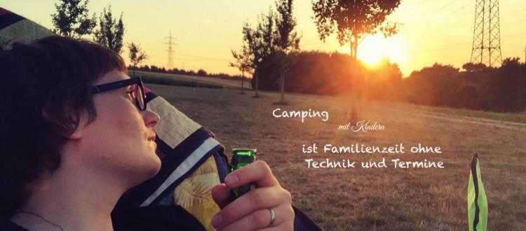 Camping Kleinkinder Tipps