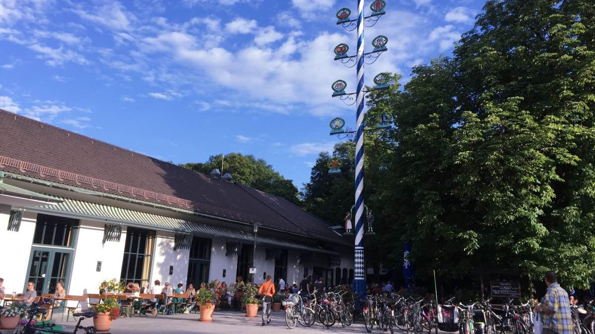 München ist ein Dorf