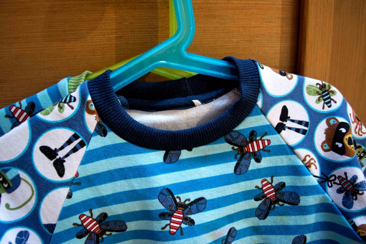 Ottorbe blabla shirt Detail