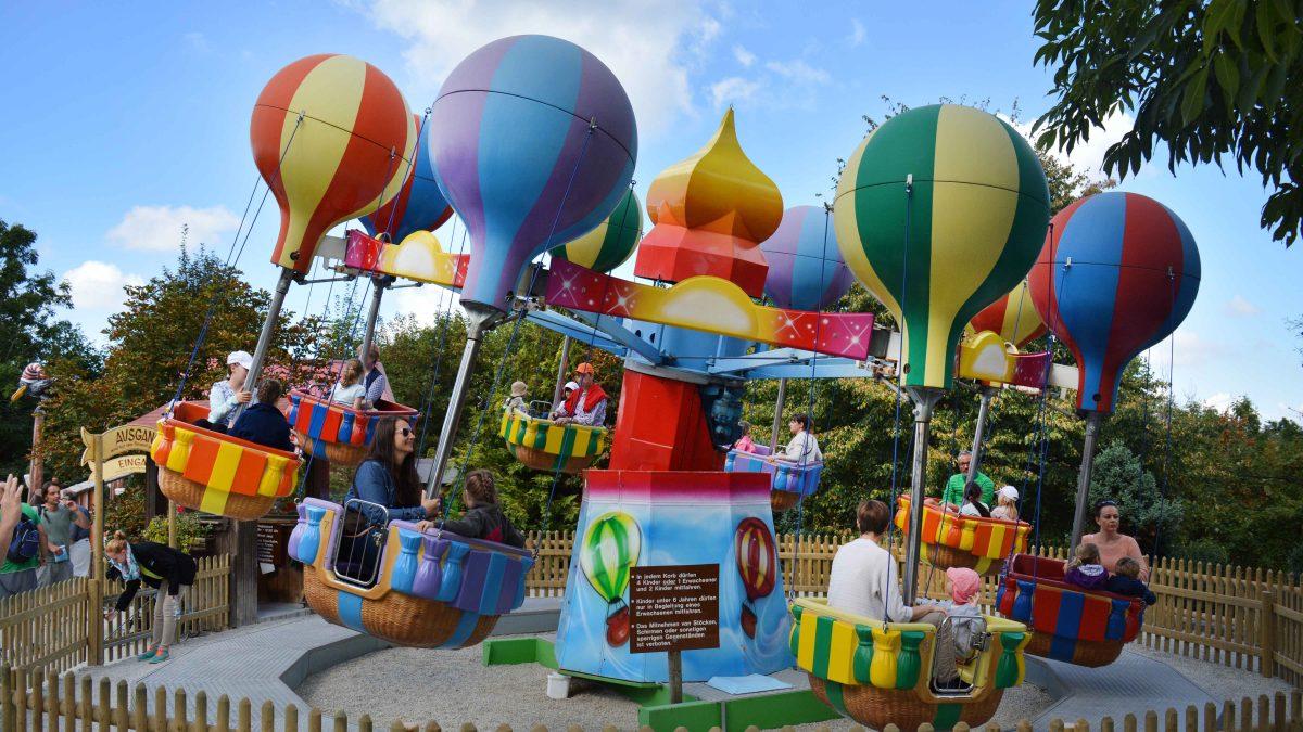 traumland-karusell